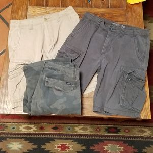 Other - Lot------ 3 cargo shorts